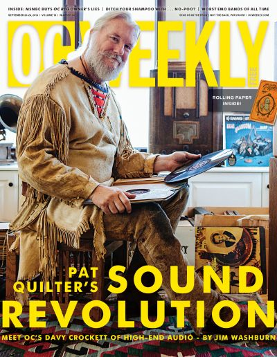 Pat Quilter's Sound Revolution