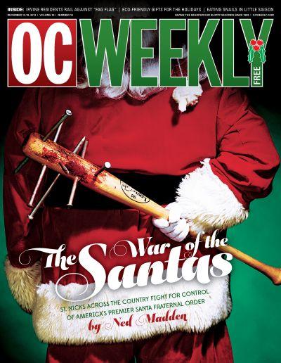 The War of the Santas
