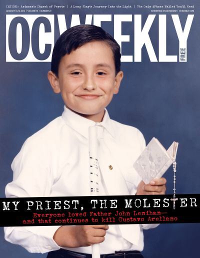My Priest the Molester