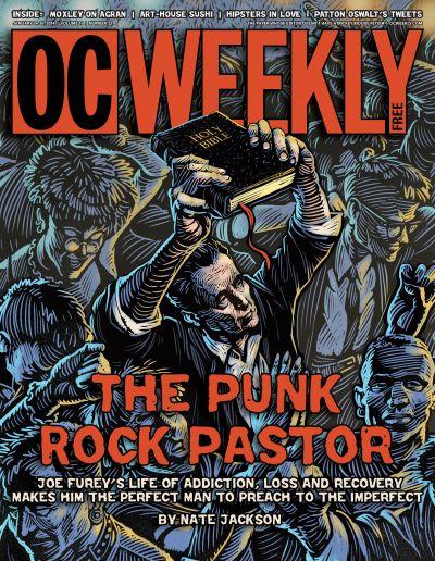The Punk Rock Pastor