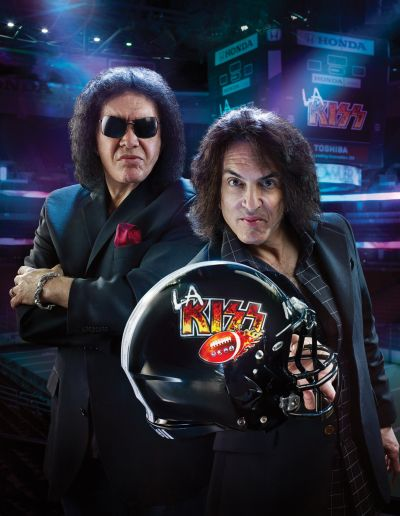LA KISS Arena Football